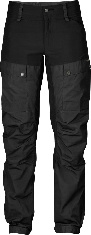 Fjällräven Keb Trousers Curved W black