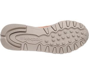 563bbb6f57ef2 Reebok Classic Leather Women desert stone white au meilleur prix sur ...