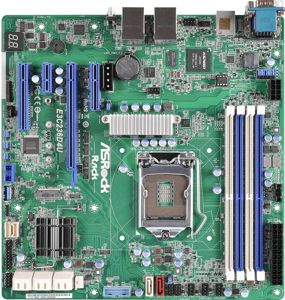 ASRock E3C236D4U
