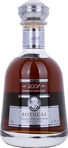 Botucal Single Vintage 2001 0,7l 43%