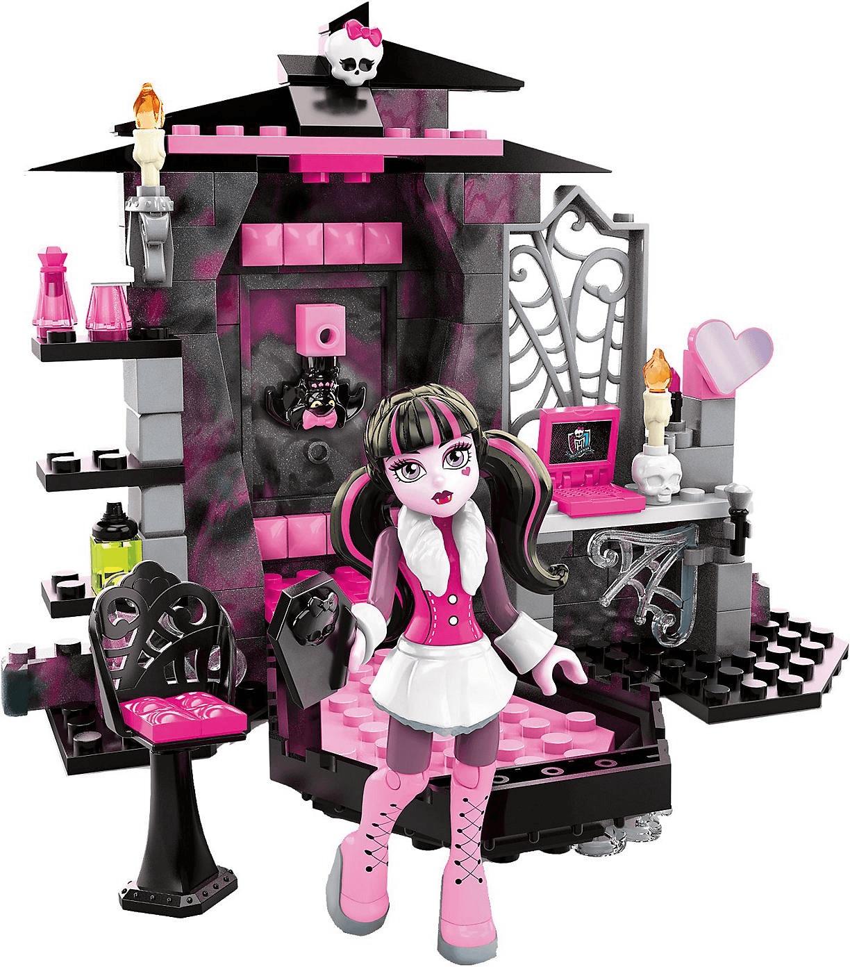 MEGA BLOKS Monster High - Vamptastic Room