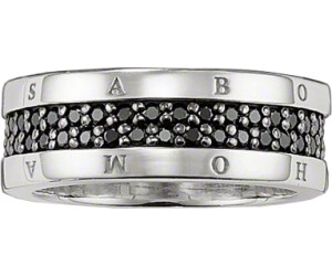 5e58b3a7f067d1 Buy Thomas Sabo Glam & Soul Eternity (TR1939-051-11) from £122.00 ...