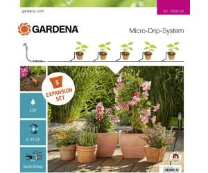 """GARDENA Micro-Drip Erweiterung Pflanzreihen 13 mm 1//2/"""" 13131-20"""