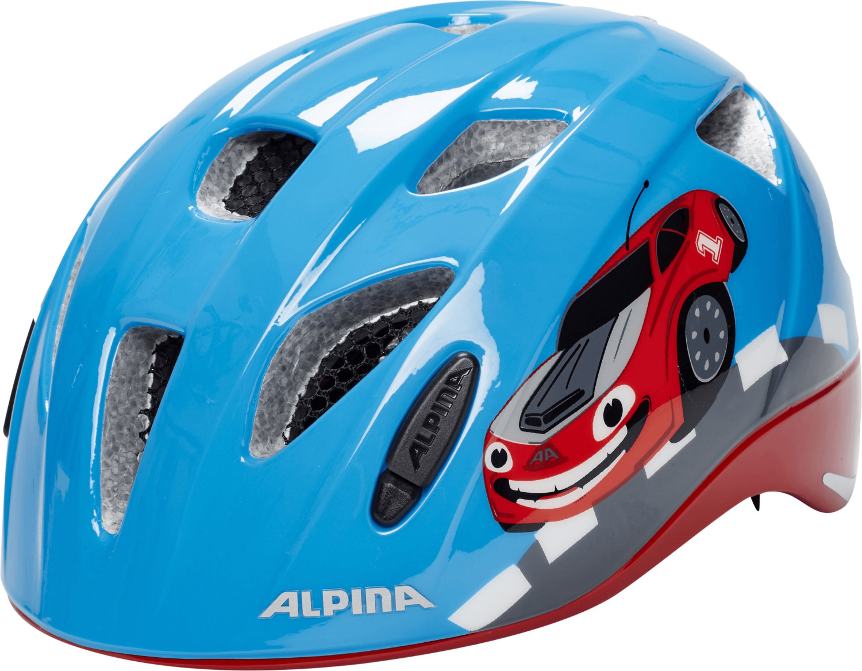 Alpina Ximo Flash Red Car