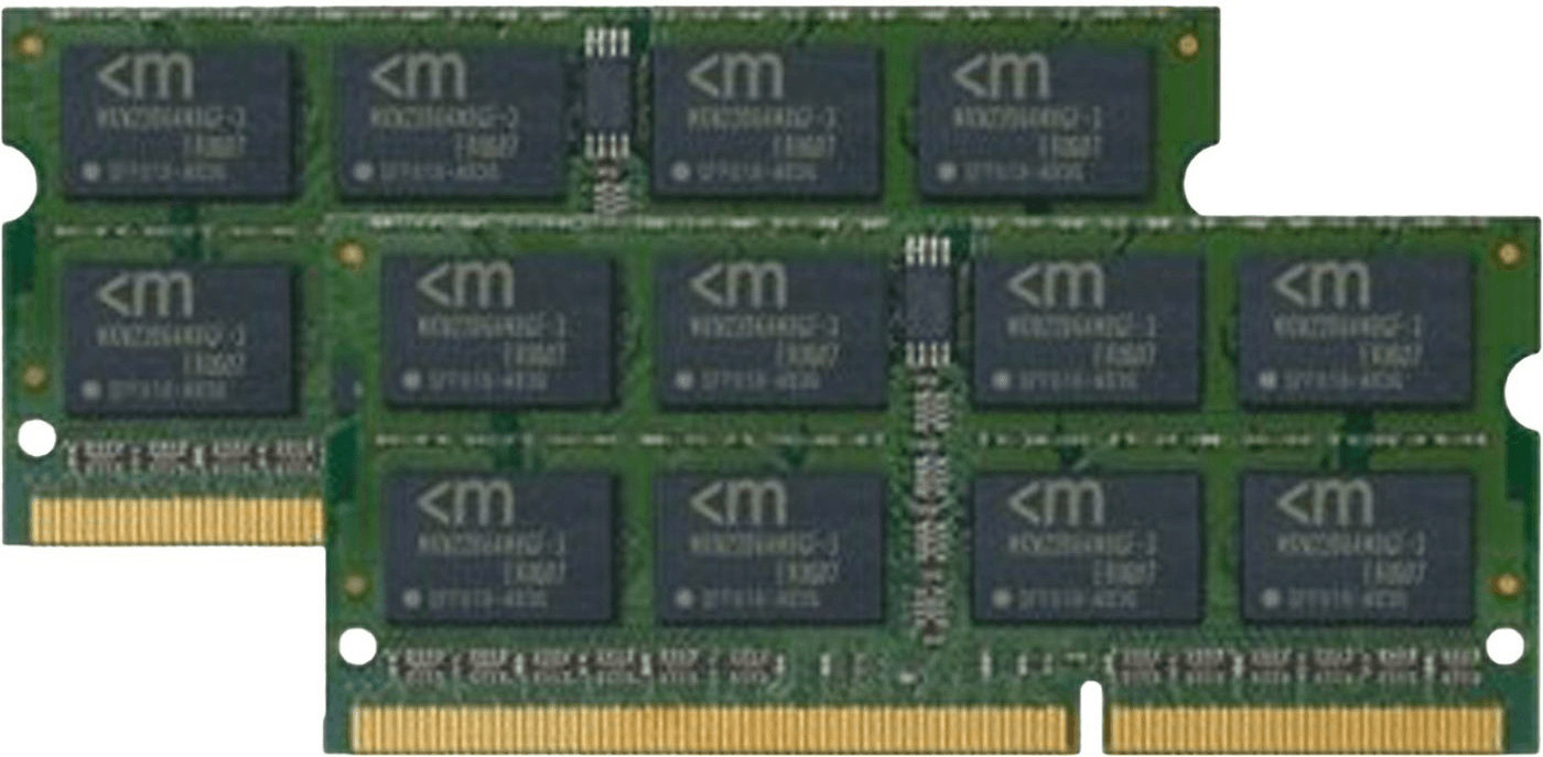 Image of Mushkin 32GB Kit SO-DIMM DDR3-1866 CL13 (MES3S186DM16G28X2)
