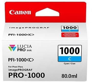 Canon PFI-1000C (0547C001)