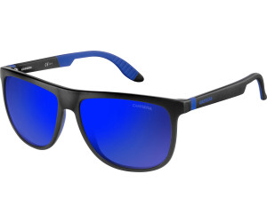 Carrera Eyewear Damen Sonnenbrille » CARRERA 5003/SP«, blau, 28R/QU - blau/gelb