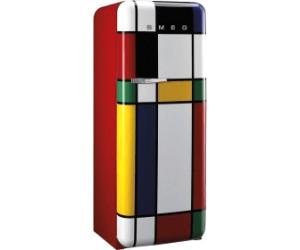 Smeg Kühlschrank Reduziert : Smeg fab ab u ac preisvergleich bei idealo