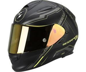 Casco donna Scorpion Exo 510 Sync nero fucsia integrale moto