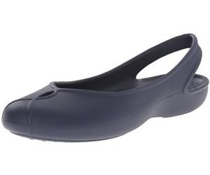 Crocs Olivia II Flat Sandals Women Navy 36-37 2017 Freizeit Sandalen zkVF6y