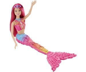 Barbie Meerjungfrau Regenbogen