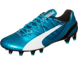 Puma MEN'S evoSPEED 1.3 Lth FG Scarpe Da Calcio formazione 6 UK
