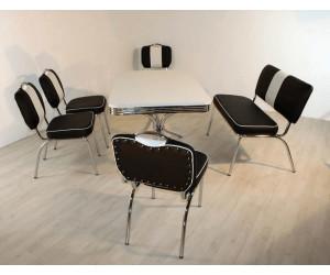 Wendland Möbel Bank-Sitzgruppe American Diner Paul King6 6 ...