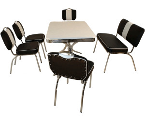 wendland m bel bank sitzgruppe american diner paul king6 6. Black Bedroom Furniture Sets. Home Design Ideas
