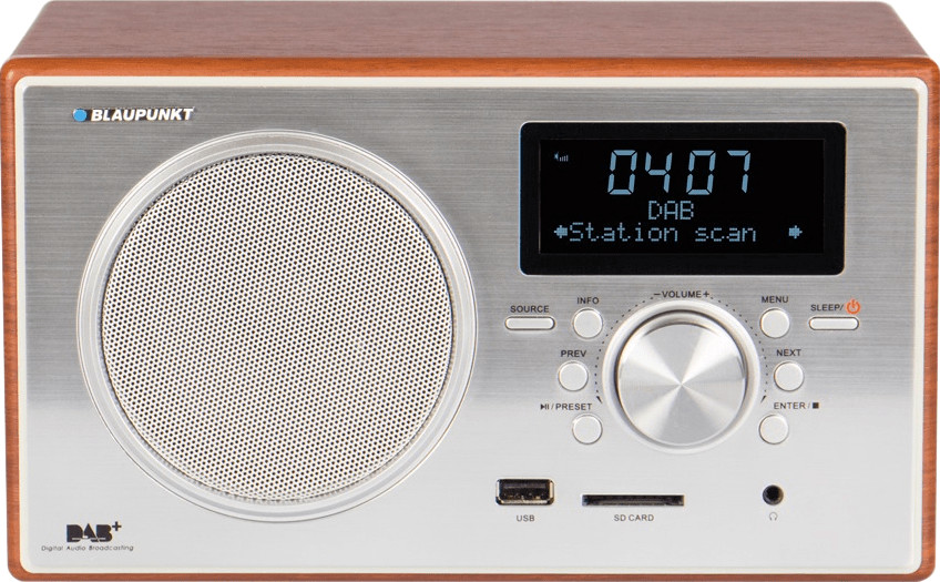 Image of Blaupunkt RXD 35 brown