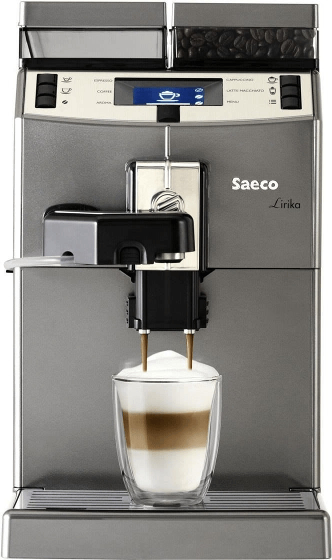 Image of Saeco Lirika One Touch