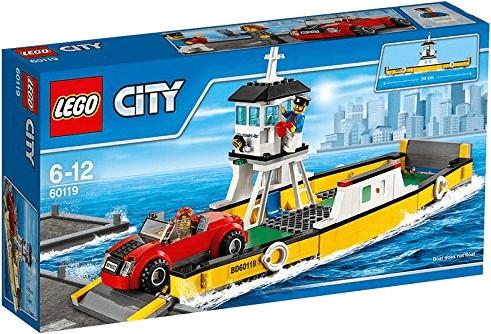 LEGO City - Fähre (60119)