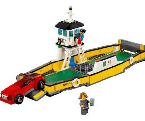 lego city ferry 60119 - Lego City Bateau