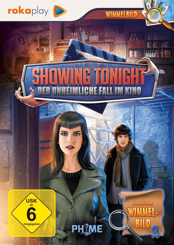 Showing Tonight: Der unheimliche Fall im Kino (PC)
