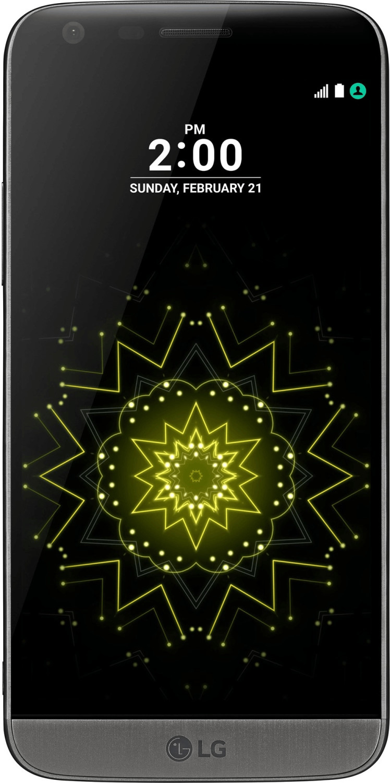 LG G5 titanium