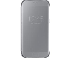 27cd6b345ea292 Samsung Étui Clear View (Galaxy S7) au prix de 35,69 € sur idealo.fr