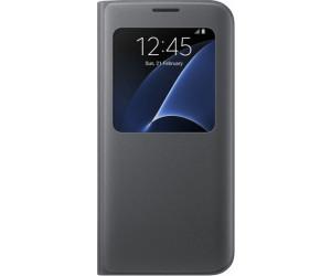 Samsung Étui S View (Galaxy S7 Edge) au meilleur prix sur idealo.fr 9b0ba3cc7614