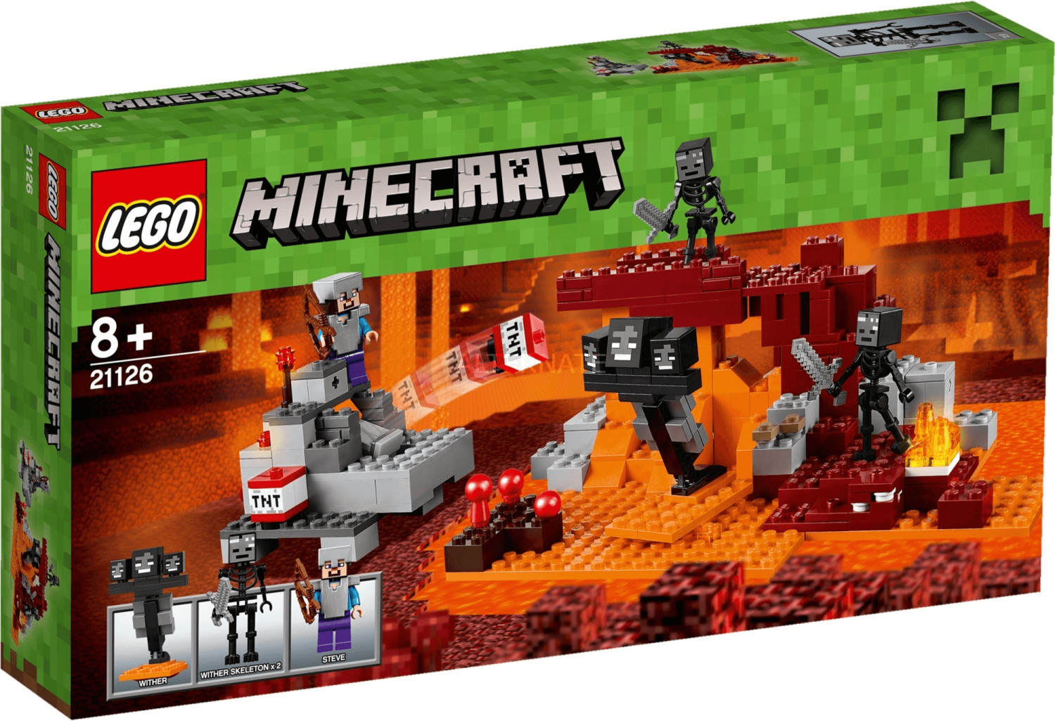 LEGO Minecraft - Der Wither (21126)