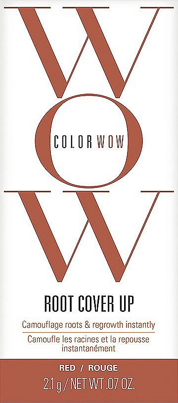 Color Wow Root Cover Up Ansatzpuder Haarfarbe rot (2,1g)