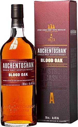 Auchentoshan Blood Oak 0,7l 46%