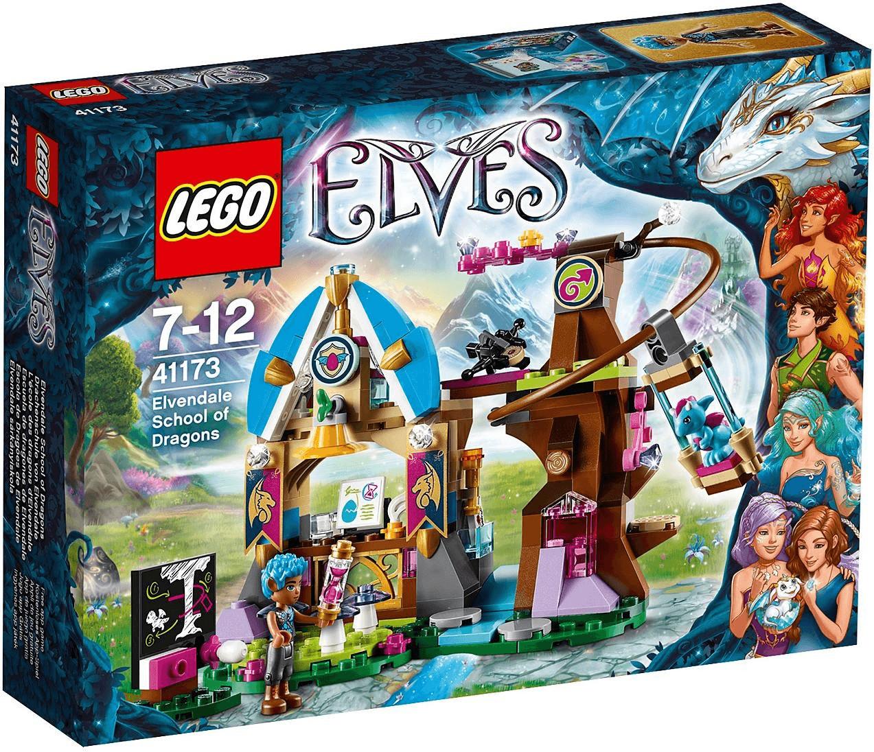 LEGO Elves - L'école des dragons d'Elvendale (41173)