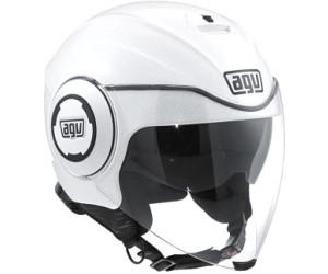 Casco para moto L Amarillo//Negro AGV Fluid E2205