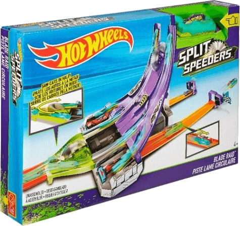 Mattel Split Speeders Säge Attacke
