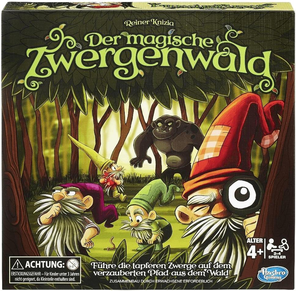 Hasbro Der magische Zwergenwald