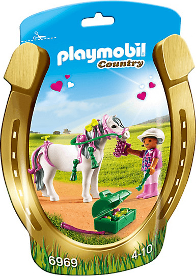 Playmobil Country - Schmück-Pony Herzchen (6969)