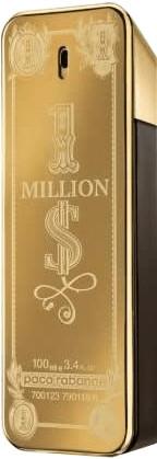 Image of Paco Rabanne 1 Million Dollar Eau de Toilette