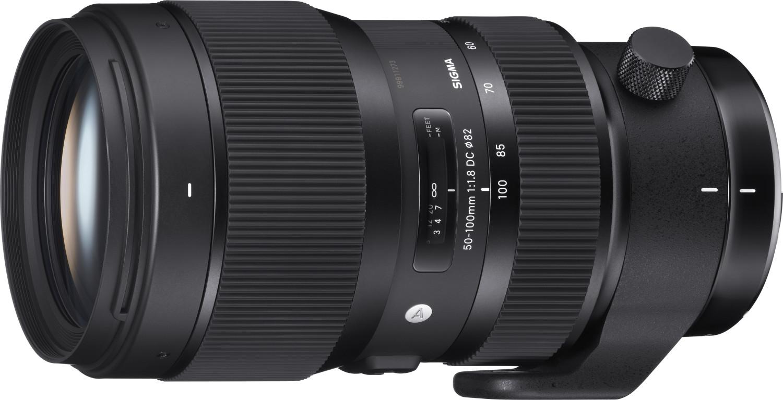 #Sigma 50-100mm f1.8 DC HSM Art [Nikon F]#