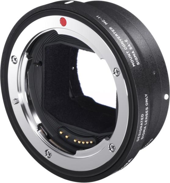 SIGMA MC-11 Adapterring für Sigma Obj. mit Canon EF nach Sony E