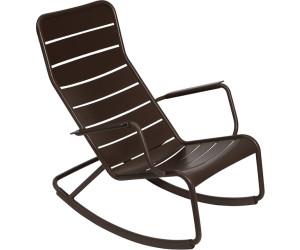 fermob rocking chair luxembourg au meilleur prix sur. Black Bedroom Furniture Sets. Home Design Ideas