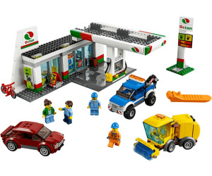 lego city tankstelle 60132 ab 68 88 preisvergleich bei. Black Bedroom Furniture Sets. Home Design Ideas
