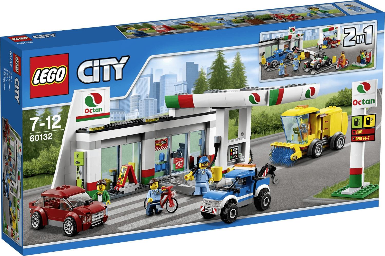 LEGO City - Tankstelle (60132)