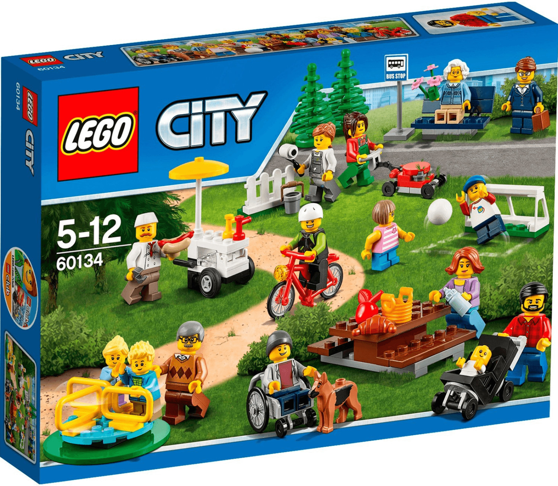 LEGO City - Stadtbewohner (60134)