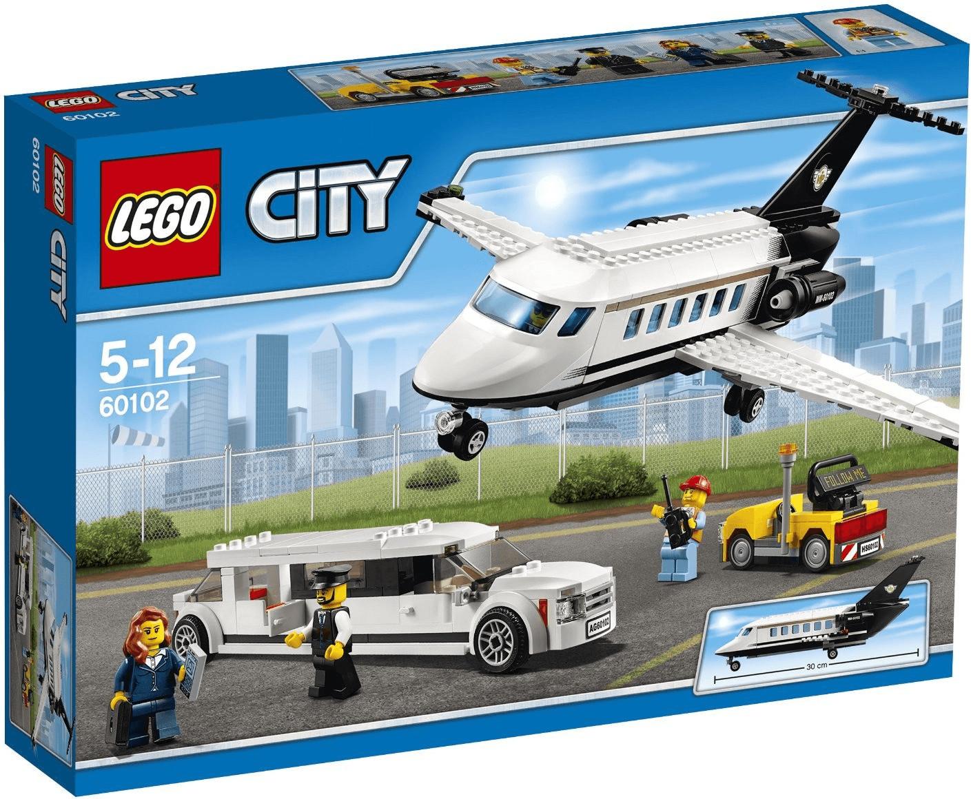 LEGO City - Flughafen VIP-Service (60102)