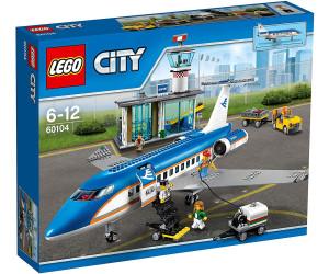 Lego City Flughafen Abfertigungshalle 60104 Ab 19393