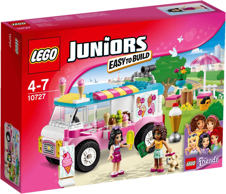 LEGO Juniors - Camión de helados de Emma (10727)