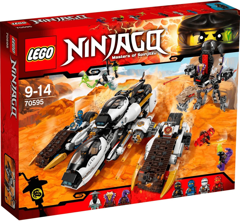 LEGO Ninjago - Ultravehículo de asalto (70595)