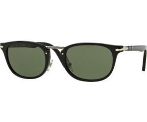 PERSOL Persol Herren Sonnenbrille » PO3127S«, schwarz, 95/58 - schwarz/grün