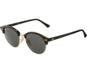 db6a67a955c73a Ray-Ban Clubround RB4246 901 (black green classic G-15) desde 99