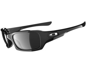 a4bb9dcc47467 Oakley Fives Squared OO9238 OO9238-06 (polished black black iridium  polarized)