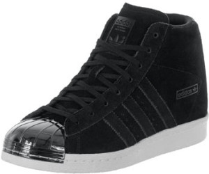 adidas superstar metal toe black