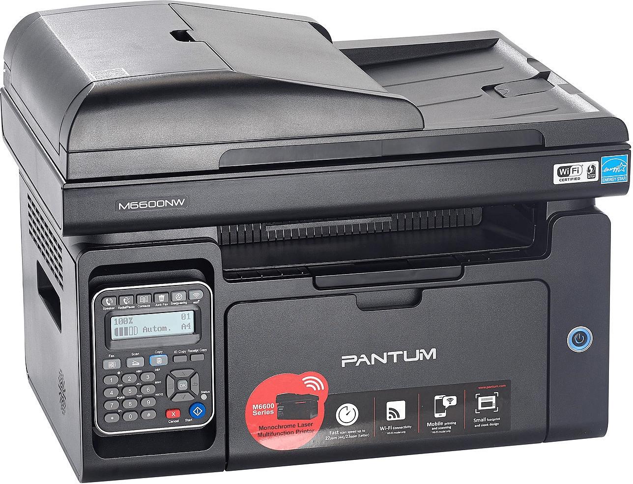 Pantum Professioneller 4in1-Mono-Laserdrucker M...